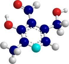 Tiramin_kao_molekula
