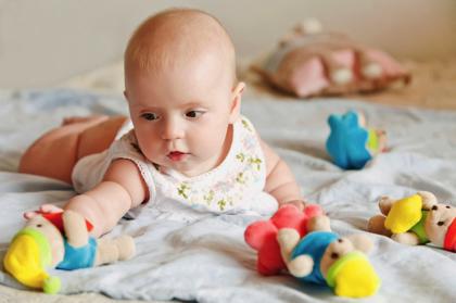 Psihomotorni razvoj bebe