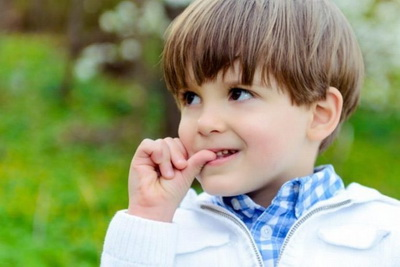 Grickanje noktiju kod dece