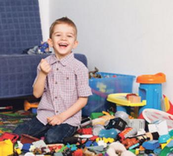 Čistite igračke jednom nedeljno