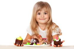Uticaj slatkiša na zdravlje deteta