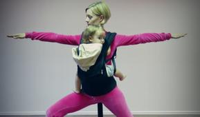 Babywearing program za mamu i bebu