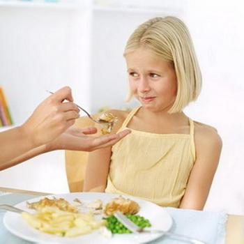 Neuhranjenost kod deteta