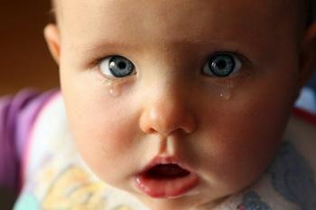 Da li plač zaista jača bebina pluća