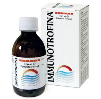 Immunotrofina sirup za zdravo odrastanje