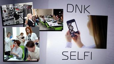 DNK analiza-Selfi