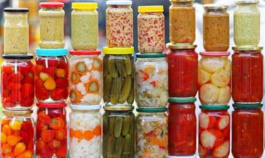 Fermentisano povrće