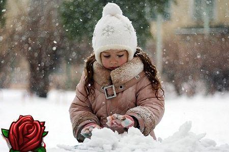 Kako obući dete za šetnju u hladnim danima