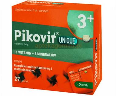 Pikovit-vitaminski preparat