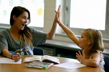 Učenje deteta sa stranim jezikom