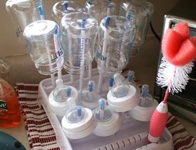 Sterilizacija i higijena bebinog pribora