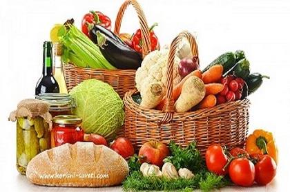 Svaka zdrava hrana u odredjeno vreme
