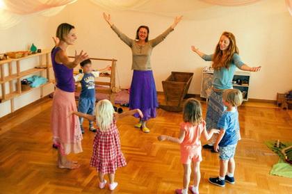 Valdorf pedagogija kao holističko obrazovanje